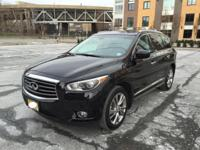 Car is rented with Infiniti Financial Services, lease