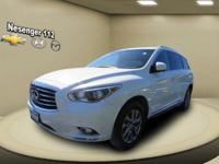 With an appealing design and price, this 2013 Infiniti