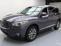 This awesome 2013 Infiniti JX comes loaded with the