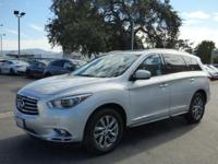 Options:  2013 Infiniti Jx35 Awd 4Dr|Navigation