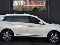 This 2013 INFINITI JX35 4dr AWD 4dr features a 3.5L V6
