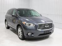 Options:  2013 Infiniti Jx35 Base|Diamond