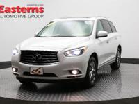 Options:  2013 Infiniti Jx35 4Dr Awd|White|2013