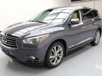 2013 Infiniti JX with Deluxe Touring Package,Theater