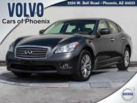 New Price! 2013 INFINITI M37 X Storm Front Gray 3.7L V6