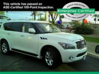 2013 Infiniti QX56 4WD 4dr *Ltd Avail* Our Location is: