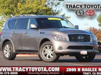 4WD and Leather. GPS Nav! A great deal in Tracy! This