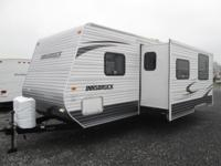 2013 Innsbruck by Keystone design 265BHG. This rv is