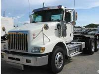 Conventional Trucks Day Cab. 2013 International 5900