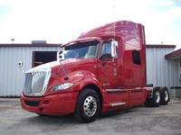 ProStar+ is a drivers truck. Year after year. 2013