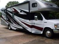 Top Of The Line Class C Motorhome, In Perfect