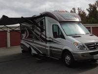 2013 Itasca Navion IQ M24G. Part of Winnebago
