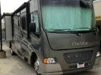 2013 Itasca Sunstar 35B, 2925 miles, , , Almost Brand