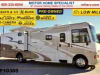 Recreational Vehicle - Class A Preowned. hitch
