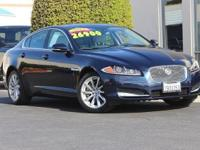 This 2013 Jaguar XF I4 RWD is offered to you for sale