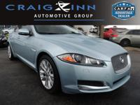 LOW MILES, This 2013 Jaguar XF V6 RWD will sell fast