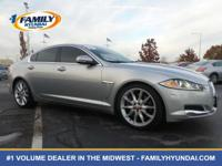 Check out this 2013 Jaguar XF V8 Supercharged RWD. Its