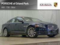 **2013 JAGUAR XJ** ONE OWNER ~ CLEAN CARFAX ~ BLUE