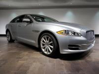 **CERTIFIED** This 2013 Jaguar XJ is offered in Rhodium