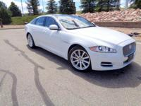 Very clean 2013 Jaguar AWD XJ. Well-equipped, great
