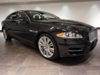 This 2013 Jaguar XJL SuperCharged is offered in