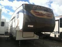 2013 Jayco Eagle 33.5QDBS Fifth-Wheel