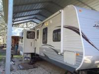 Length: 33 feet Year: 2013 Make: Jayco Model: Jay