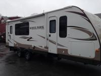 2013 Jayco White Hawk 26SRK Travel Trailer. Loaded with