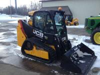 2013 JCB 150T Cab with A/C High Flow 2 Speed SRS Loaded