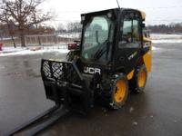 2013 JCB 175 SKID STEER 2 SPEED SERVO CONTROLLED