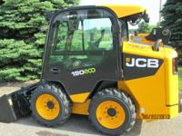 2013 JCB 190 Cab & A/C High Flow SRS QuickHitch 2 Speed