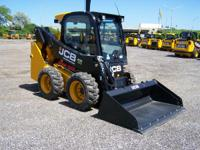 2013 JCB 205 2013 JCB 205 Skid Steer 60 HP 2.2L PERKINS