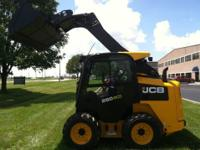 JCBs New Generation skid steers also provide an