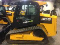 Thats why JCB developed the worlds first compact track