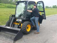 . JCBs New Generation skid steers likewise take into
