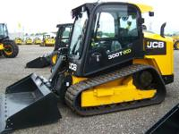 2013 JCB 300T 2013 JCB 300T Tracked Skid Steer 74 HP