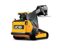 JCBs New Generation compact track loaders also take
