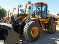 2013 JCB 437 ZX T4 2013 JCB 437 ZX T4 Wheel Loader