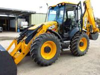 2013 JCB 4CX-14 Super 2012 JCB 4CX Backhoe Loader
