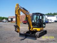 2013 JCB 8055ZTS NEW JCB 8055 MINI EXCAVATOR Some jobs