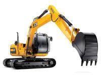 2013 JCB JS145 2013 JCB Excavator with 94 HP Cab w/ AC