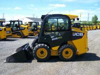 2013 JCB New Generation 205 2013 JCB 205 Skid Steer 60