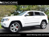 2013 JEEP GRAND CHEROKEE OVERLAND SUMMIT RWD 4-DOOR