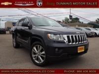 Steel Metallic 2013 Jeep Grand Cherokee Laredo 4WD