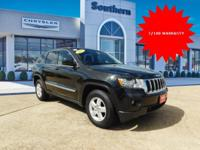 New Price! Clean CARFAX. Certified. Black 2013 Jeep