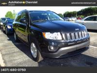 2013 Jeep Compass. Our Place is: AutoNation Chevrolet