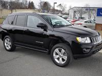 Compass Limited, 4WD, and Navigation System. Welcome to
