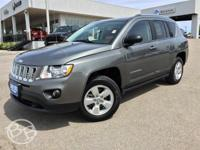 This 2013 Jeep Compass Sport is a 1 Owner, has a Clean