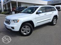 This 2013 Jeep Grand Cherokee Limited is a 1 Owner, has