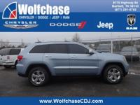 This dependable Grand Cherokee, with its grippy 4WD,